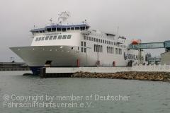 MS Hammershus in Rønne